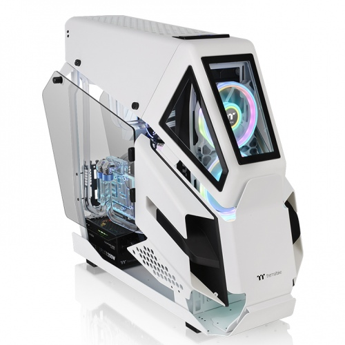 AH T600 Snow Full Tower Chassis