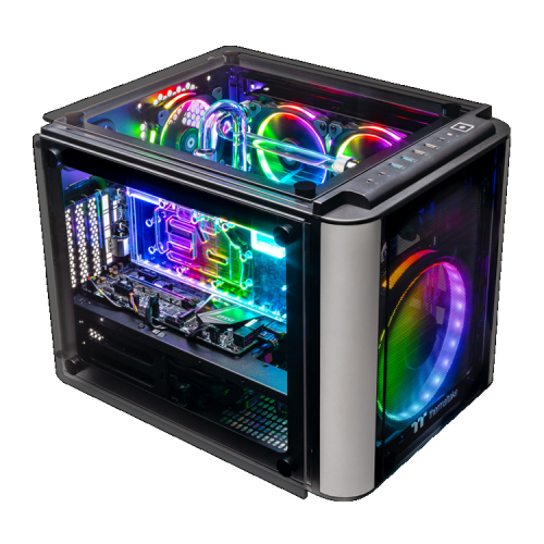 Cool, Colorful, Cubed L20 VT-01