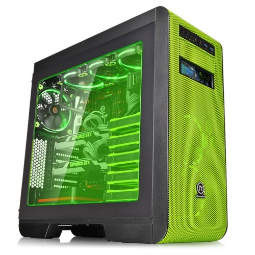 Core V51 Riing風扇版 中直立式開窗機殼
