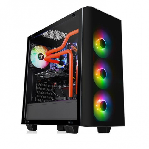 View 21 Tempered Glass RGB Plus Edition