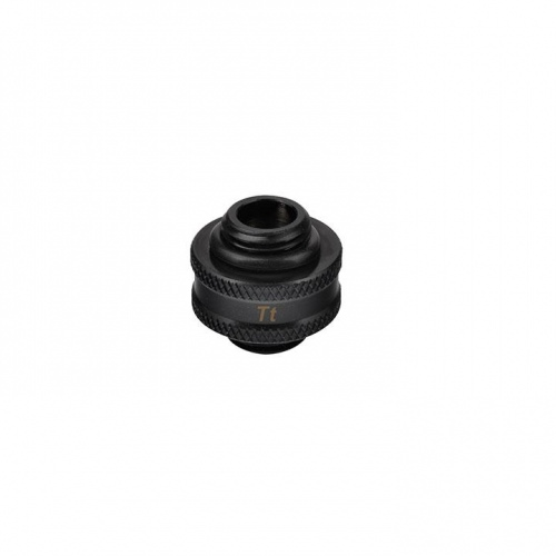 Pacific G1/4 Male to Male  10mm extender - Black