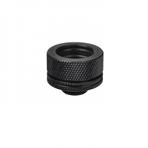 "Thermaltake Pacific G1/4 PETG Tube 16mm (5/8"") OD Compression – Black"
