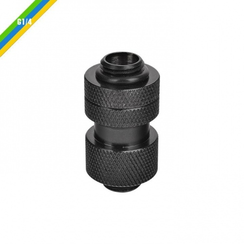 Pacific G1/4 Adjustable Fitting (30-40mm) – Black