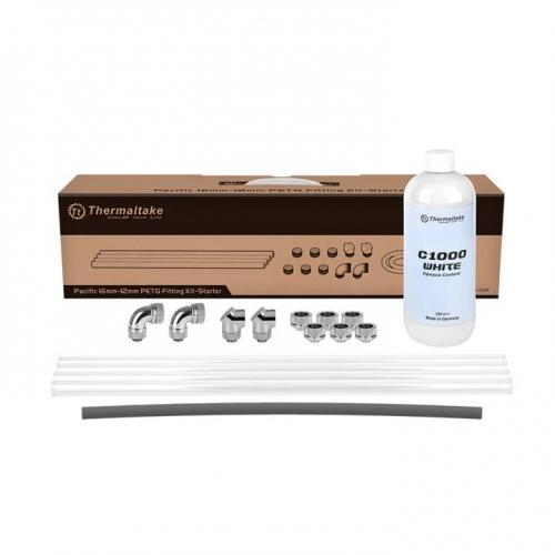 Pacific 16mm OD 12mm ID PETG Fitting Kit - Pro