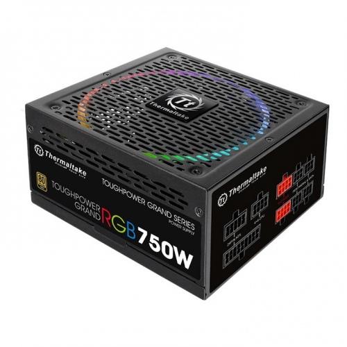 鋼影 Toughpower Grand RGB 750W 金牌電源供應器 (全模組)