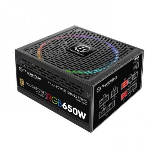 鋼影 Toughpower Grand RGB 650W 金牌 (RGB連動版)