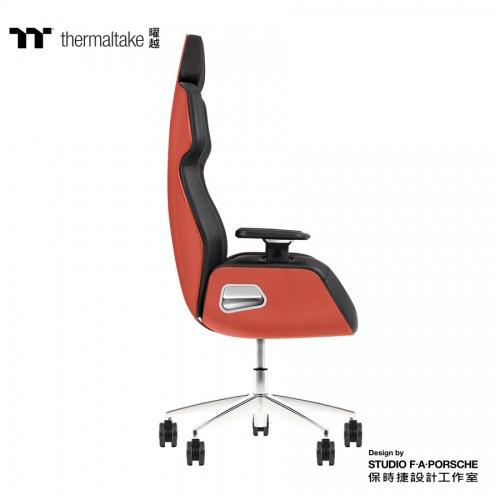 幻銀ARGENT E700真皮電競椅 (火焰橘) 由保時捷設計工作室設計 Design by Studio F. A. Porsche