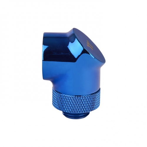 Pacific G1/4 90 Degree Adapter – Blue (2-Pack Fittings)