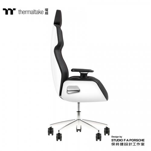 幻銀ARGENT E700真皮電競椅 (冰河白) 由保時捷設計工作室設計 Design by Studio F. A. Porsche