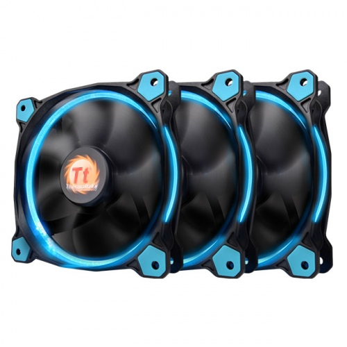 Riing 12 LED Blue (3 fans pack)
