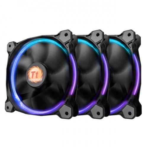 Riing 12 LED RGB Fan (3 fan pack)