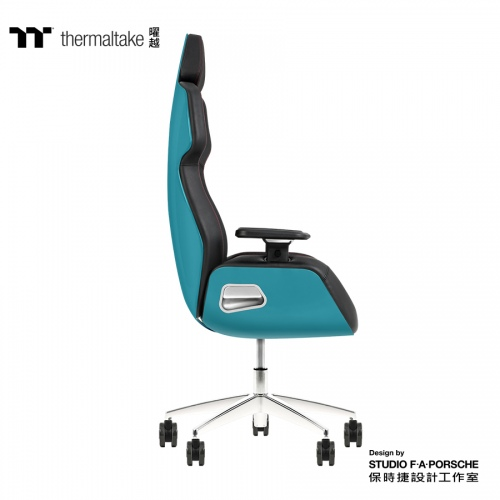 幻銀ARGENT E700真皮電競椅 (海洋藍) 由保時捷設計工作室設計 Design by Studio F. A. Porsche