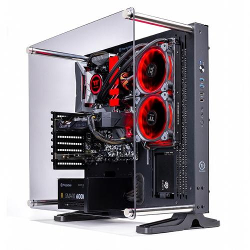 Thermaltake LCGS Shadow III AIO Liquid Cooled CPU Gaming PC