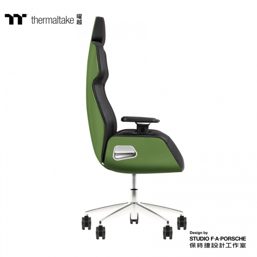 幻銀ARGENT E700真皮電競椅 (競速綠) 由保時捷設計工作室設計 Design by Studio F. A. Porsche