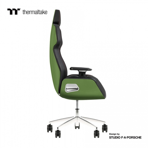 ARGENT E700 Real Leather Gaming Chair (Racing Green) Design by Studio F. A. Porsche