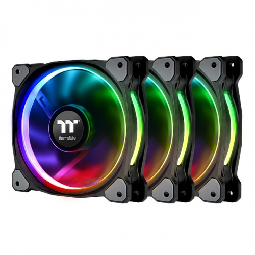 Riing Plus 12 RGB Radiator Fan TT Premium Edition (3 Fan Pack)