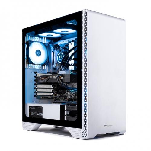 Thermaltake LCGS Glacier 300 AIO Liquid Cooled CPU Gaming PC
