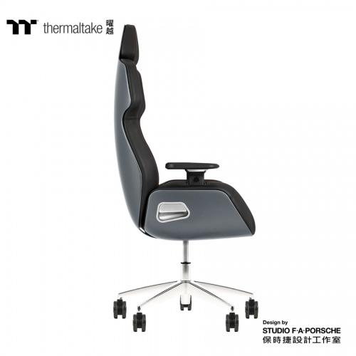 幻銀ARGENT E700真皮電競椅 (太空灰) 由保時捷設計工作室設計 Design by Studio F. A. Porsche