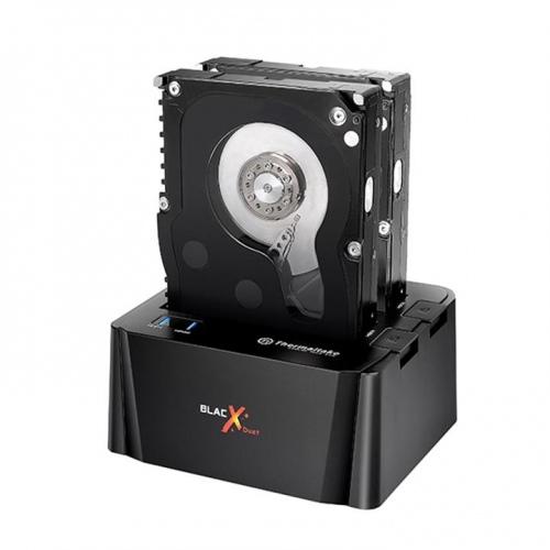 Thermaltake BlacX Duet HDD Docking Station