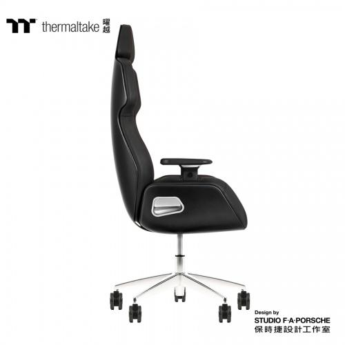 幻銀ARGENT E700真皮電競椅 (風暴黑) 由保時捷設計工作室設計 Design by Studio F. A. Porsche