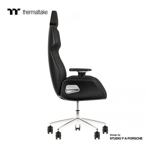 ARGENT E700 Real Leather Gaming Chair (Storm Black) Design by Studio F. A. Porsche