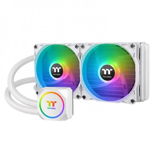 TH240 ARGB Sync Snow Edition AIO Liquid Cooler