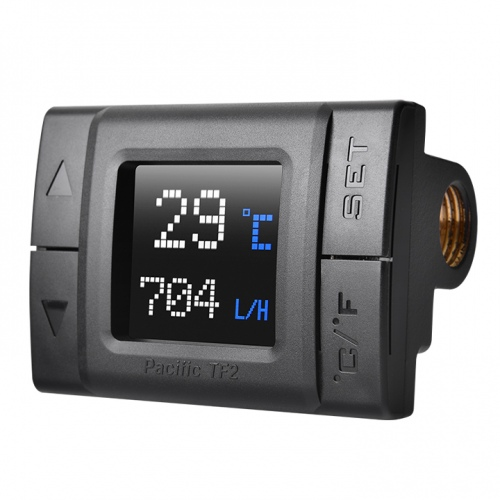 Thermaltake Pacific TF2 Temperature and Flow Indicator