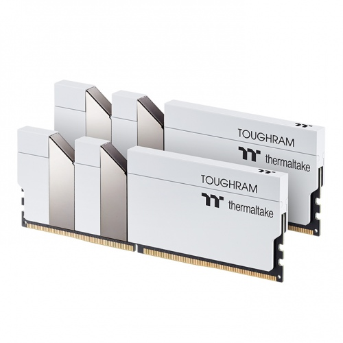 TOUGHRAM Memory White DDR4 3600MHz 16GB (8GB x 2)