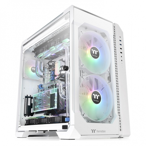 View 51 Tempered Glass Snow ARGB Edition