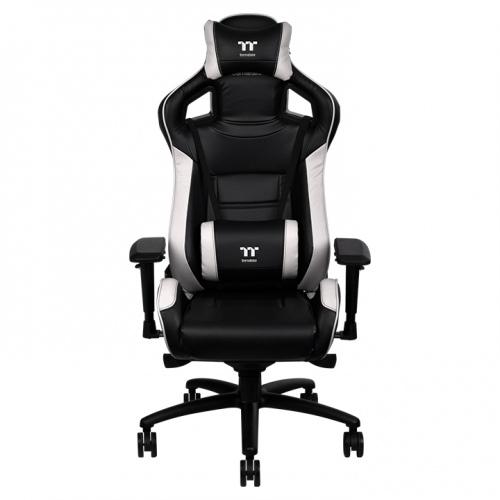 X Fit黑白專業電競椅 (區域限定)