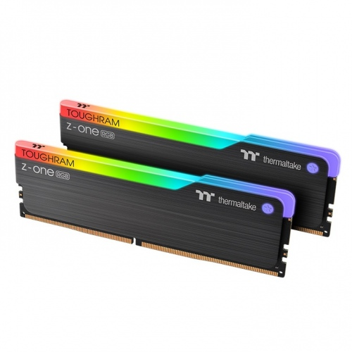 鋼影TOUGHRAM Z-ONE RGB記憶體 DDR4 4600MHz 16GB (8GB x 2)