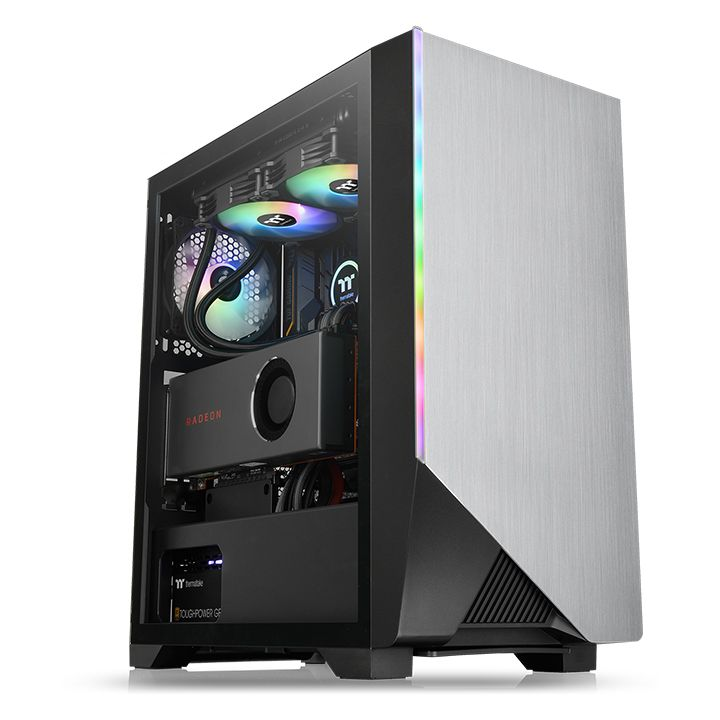 H550 TG ARGB Mid-Tower Chassis
