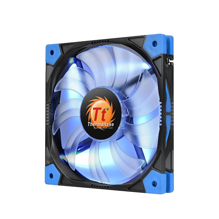 Thermaltake Luna 12 Slim Led Blue