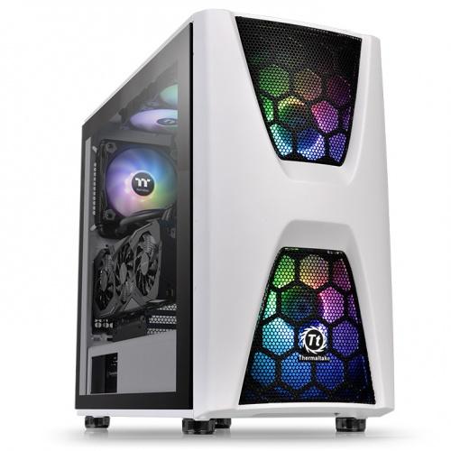 Commander C34 TG Snow ARGB Edition
