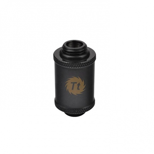 Pacific G1/4 Male to Male  30mm extender - Black