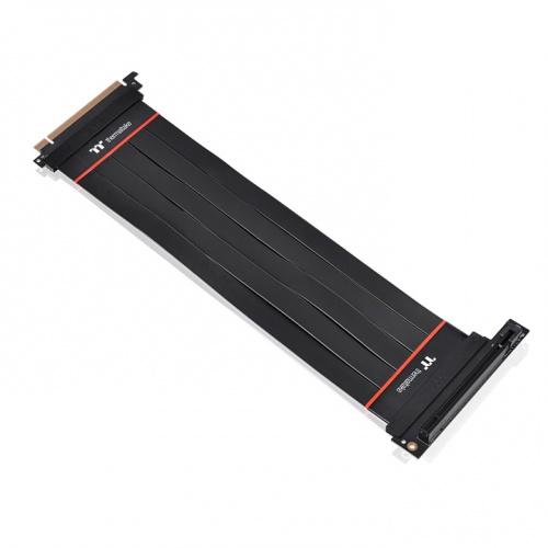 TT Premium PCI-E 4.0 Extender 300mm with 90 degree adapter