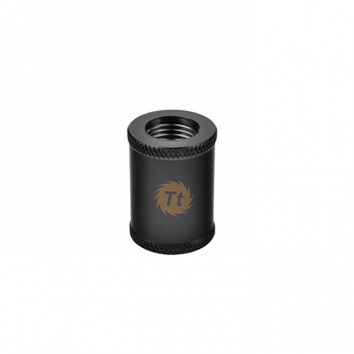 Pacific G1/4 Female to Female  30mm extender - Black