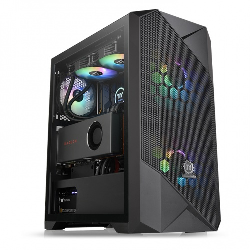 Commander G33 TG ARGB Mid-Tower Chassis