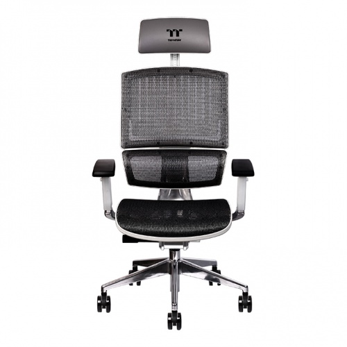 CyberChair E500 White Edition