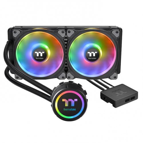 Floe DX RGB 280一體式水冷散熱器TT Premium Edition
