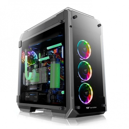 View 71 Tempered Glass RGB Plus Edition