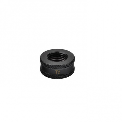Pacific G1/4 Female to Female  10mm extender - Black