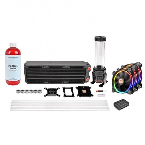 Pacific RL360 D5 Hard Tube RGB Water Cooling Kit