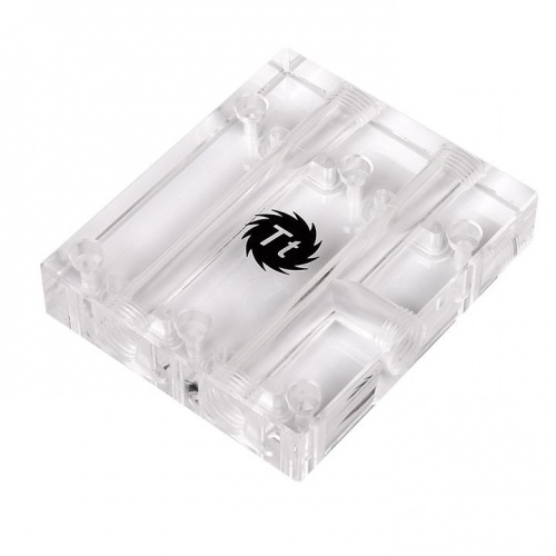 Pacific VGA Bridge Dual Series 3-Slot Transparent