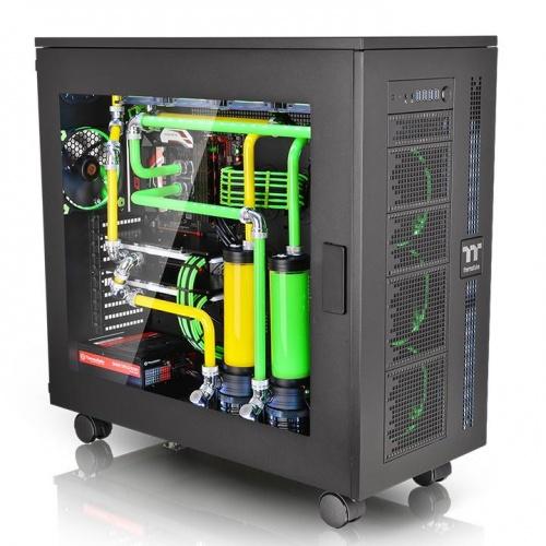 Core W100超級電腦機殼