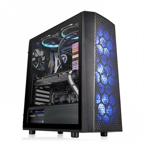 Versa J24 Tempered Glass RGB Edition
