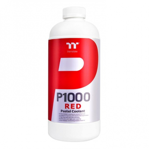Thermaltake P1000 Pastel Coolant - Red