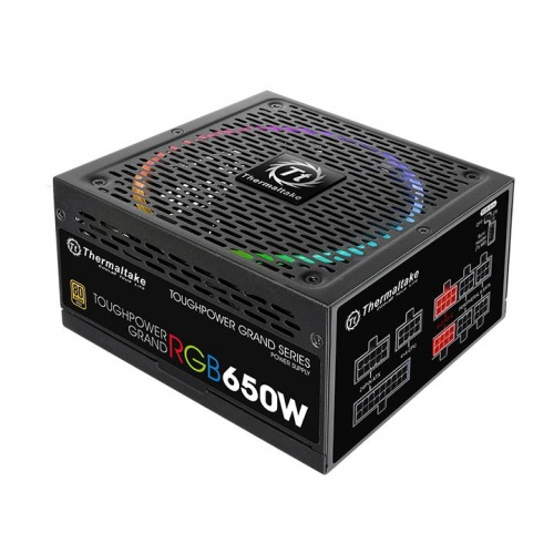 鋼影 Toughpower Grand RGB 650W 金牌 (RGB連動版)