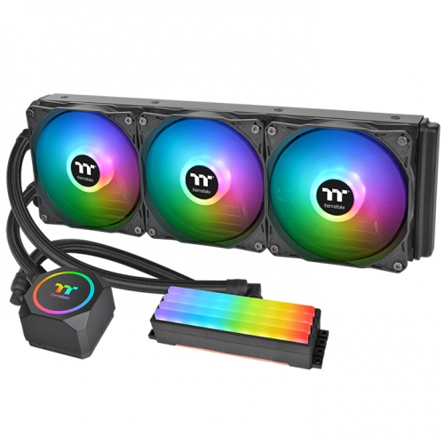 Floe RC360 CPU & Memory AIO Liquid Cooler