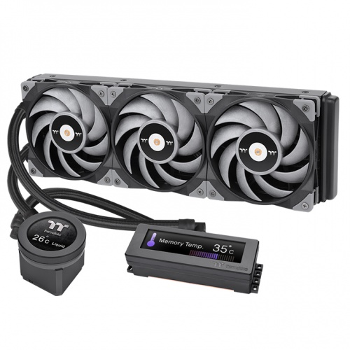 Floe RC Ultra 360 CPU記憶體一體式水冷散熱器